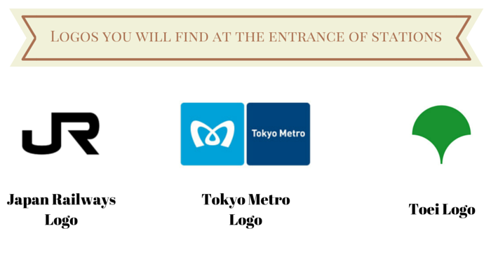 Main Railway Systems available in Tokyo